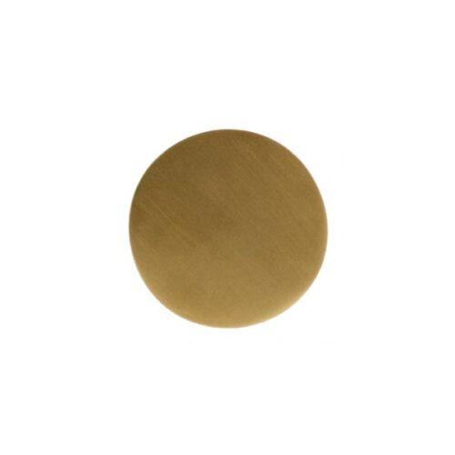 Round Gold Hook/Knob