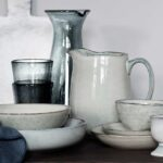 Bubble Carafe Grey