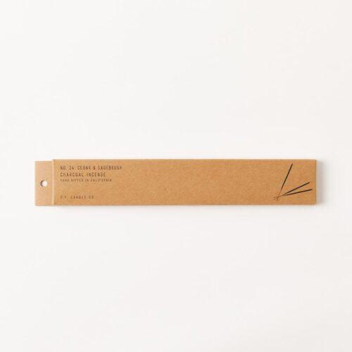 Cedar & Sagebrush  Incense Sticks
